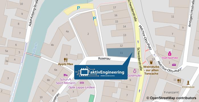 Standort aktivEngineering GmbH