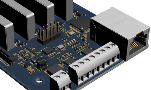 3D PCB-Design